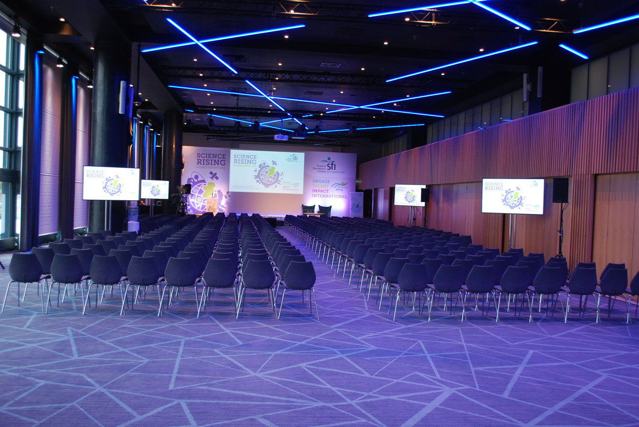 The Hogan Suite at Croke Park Conference Centre